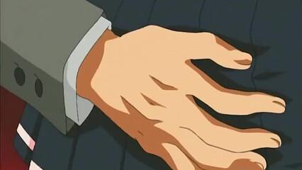 Порно аниме без цензуры где мужик домогается девку в электричке